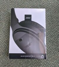Genuine Bose QuietComfort 35 Series II Wireless Headphones - Black