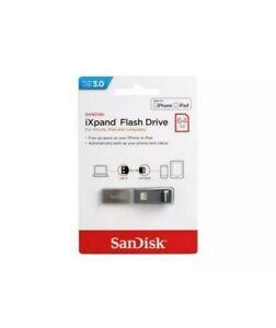 Sandisk iXpand Flash Drive 64GB For iPhone/iPad