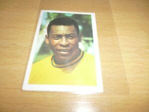 F.K.S STICKER....PELE   world cup 1970
