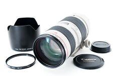 [Mint] Canon EF 70-200mm F/2.8 L USM AF Telephoto Zoom AF Lens From Japan