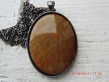 Tempskya Fern Necklace