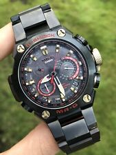 Casio Titanium G-SHOCK Men's Solar Multi Band 6 GPS Watch MRG-G1000B-1A4JR