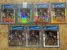 Andrew Wiggins 2016-17 Optic Prizm Refractor Lot Of 7 SSP Rainbow Golden State