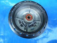 Yamaha DT80 DT125 DT175_Radnabe vorne_Trommelbremse_Nabe_Hub Front_Trommel_Rad
