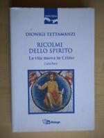 Ricolmi dello spirito CatechesiTettamanzi Dionigireligione rilegato chiesa 207