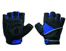 Gold's Gym Mens Tacky Workout Weightlifting Gloves Size L/XL