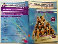 The Leading EDGE    VCE Units 3 & 4    LITERATURE   Study Design    2010  no CD