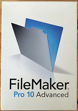 FileMaker Pro 10 Advanced - multilinguale Vollversion Windows & Mac
