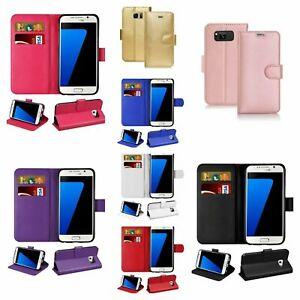 Case Cover For Samsung Galaxy S8 S9 S105G A10 A20E A70 Leather Wallet Book Phone