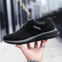 Summer Breathable Men's Casual Shoes Mesh Breathable Man Casual Shoes Fashion Mo