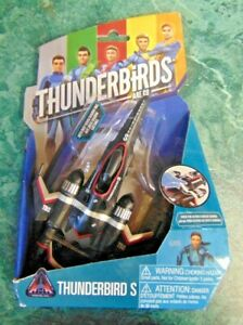 Thunderbirds Are Go Thunderbird S (TBS) Vehicle - Black - New & Sealed.2016.