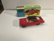 Corgi Toys Number 263 Marlin By Rambler Sports Fastback Within Its Box