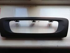 Renault Grand Scenic Stereo/CD/MP3 Player Front Facia (Cover)