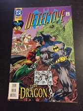 Detective Comics#650 Incredible Condition 9.4(1994) Graham Nolan Art!!