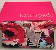 Kate Spade Laurel Way Printed Purse Bluryflorl Unique Pattern Of Each Purse 594