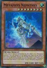 Metaphys Nephthys CIBR-EN025 Super Rare Yu-Gi-Oh Card 1st Edition Mint New