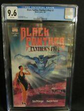Black Panther: Panther's Prey #3 (1991) Marvel  CGC 9.6 CZ091