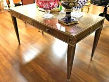 Imported Hand Made Deco style Desk With Wood Inlay