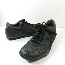 New listing Asics Onitsuka Tiger Ultimate 81 Black & Black Tennis Shoes D00FJ US 6.5