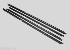 New Fairchild 4-piece Belt Weatherstrip Kit / FOR 1981-88 CHEVROLET MONTE CARLO