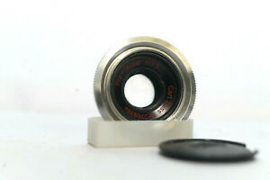 Carl Zeiss Jena Pro Tessar Lens M1:1 For Close Up in Contaflex Mount As Is