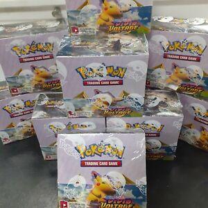 Pokemon Vivid Voltage Booster Packs Box Genuine TCG Cards Brand New