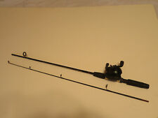 Quantum Model 653N Fishing Pole - Daiwa Magforce Ma 1000 Reel