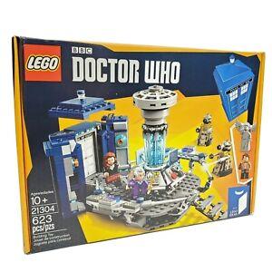 LEGO Ideas Doctor Who 21304 Retired NIB Sealed