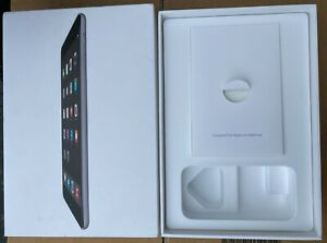 Ipad mini 2 *Box Only* 16GB, Space Grey, Model A1489 BOX ONLY !