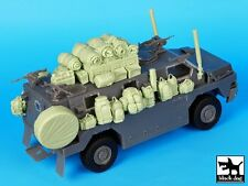 Black Dog 1/35 Australian Bushmaster Accessories Set (for Showcase kit) T35064