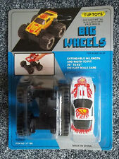 Tuf-Toys Corvette 84 1:60 Big Wheels Blister Pack Sealed Carded Mint Tuf Toys