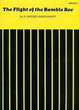 Flight of the Bumble Bee Sheet Music Piano Solo NEW Nikolai Rimsky-Kor 000009427