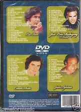 rare dvd videos 70s 80s LEO DAN Camilo Sesto JOSE LUIS RODRIGUEZ Julio Iglesias