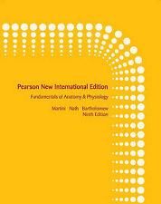 Fundamentals of Anatomy & Physiology 9th PNIE Edition by Bartholomew, Martini