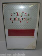 Burgoyne Spanish Navidad Christmas Cards w/ Envelopes, 42 count, Merry Christmas