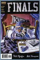 Finals #2 1999 DC Vertigo Comics