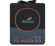 New Afresco EURO Portable Induction Cooktop Single Hob