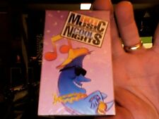 Hot Music, Cool Nights- various artists- new/sealed cassette tape