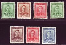New Zealand 1938-44 KGVI set Sc #226-228C mlh