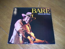 BOBBY BARE - DOWN AND DIRTY