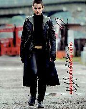 Brianna Hildebrand Deadpool Negasonic Teenage Warhead Autograph UACC RD 96