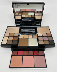 It Cosmetics Most Wished For Holiday Palette Limit Ed Kit Set Face Eyes Lip FLAW