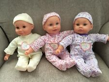 Talking baby dolls are not for children!  One calls Mommy a nasty name!