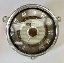 1951 1952 DeSoto Speedometer, Beautiful New Old Stock