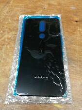 Nokia 7.1 TA-1085 Glass Battery Back Cover Door  Black