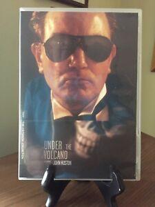 UNDER THE VOLCANO - Criterion Collection 2 DVD, #410, R 1, Pristine, Very Rare