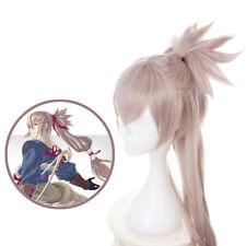 Fire Emblem Takumi  Need style Costume Cosplay Anime Wig +CAP +Track no