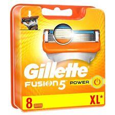 Gillette Fusion Power 8 Ricambi. Nuove, Sigillate E Originale Gillette.