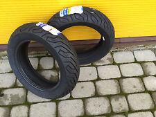 VESPA GT GTS GTV 125 200 250 300 Michelin AVANT/arrière Paire Set Pneu Pneu pneu