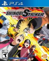 Naruto to Boruto: Shinobi Striker (Sony PlayStation 4, 2018)